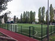 Футбольные площадки с искусственным покрытием 20х40