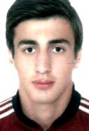Газданов Сосланбек