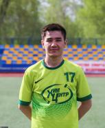 Халимджанов Отабек